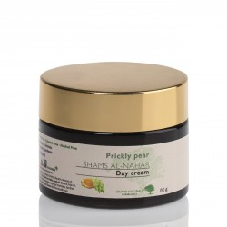 Day Cream with prickly pear