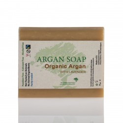 Argan Oil Soap with Lavender