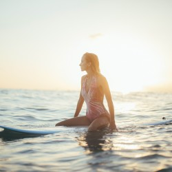Sublime Body Shine Dunya Naturals Tanning Lotion