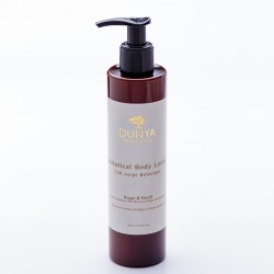 Body lotion with Organic Argan Oil and Neroli Orange Blossom 250 ml