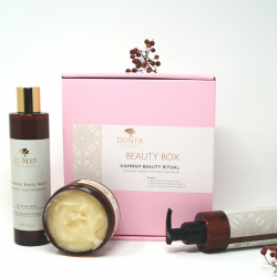 Beauty Box - Zestaw do Hammam Dunya Naturals